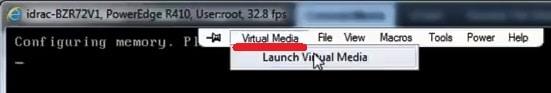 idrac virtual console