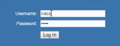 wap321 login screen