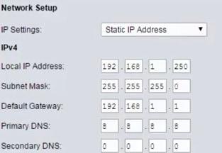 wap4410n ip address