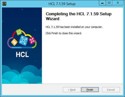 HP Network Simulator installed