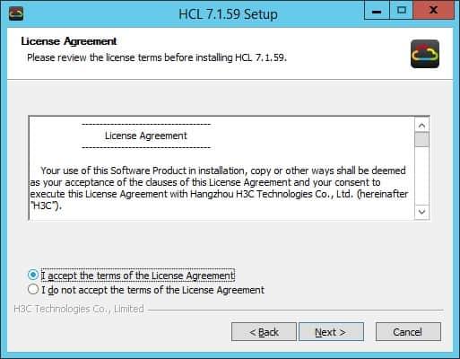 HP Network Simulator license