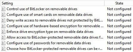 windows 2012 - bitlocker removable devices