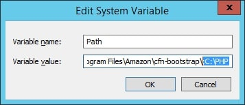 PHP path variable