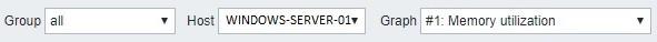 Windows memory utilization