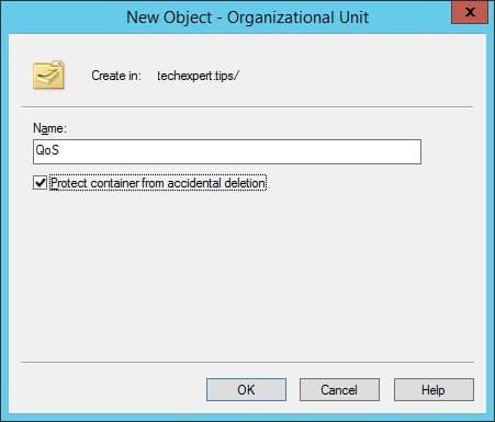 Active Directory QoS