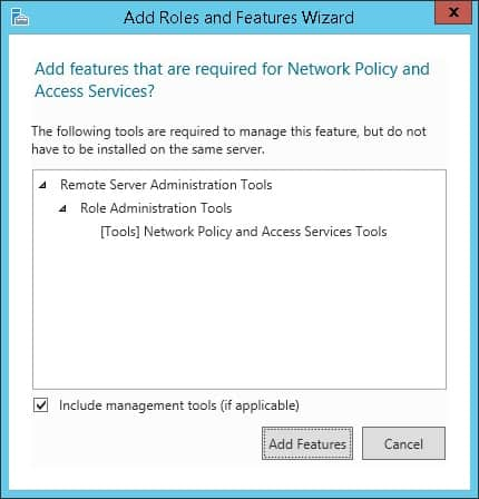 network policy features