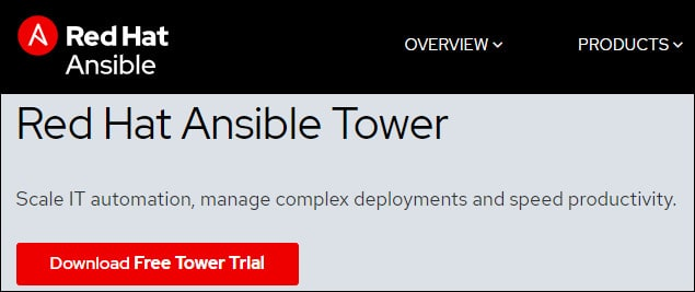 ansible tower download