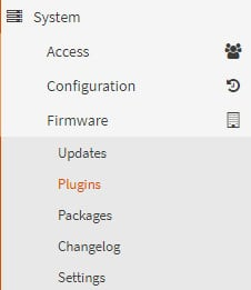 opnsense plugins
