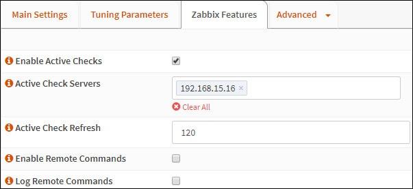 opnsense zabbix features