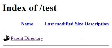 Apache Radius Authentication test