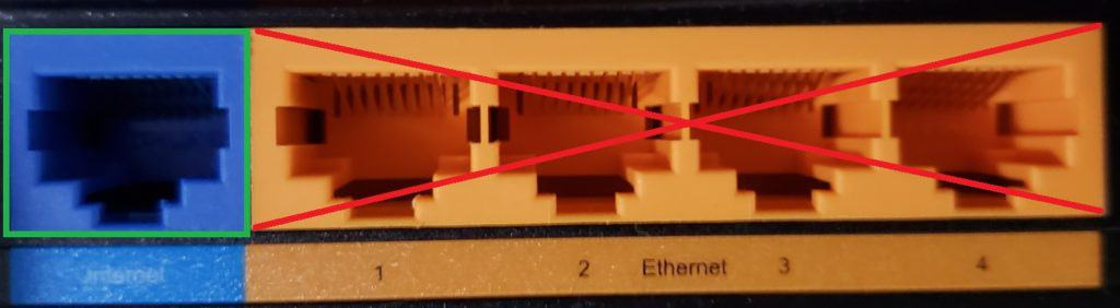 AC1200 - INTERNET LINK