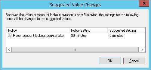 GPO - Account lockout counter