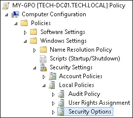 GPO - Disable Guest user