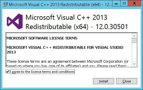 Visual C 2013