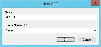 Windows - Add GPO