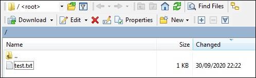 Windows - SSL FTP client