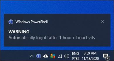 GPO - Notification to Rdesktop users - Example