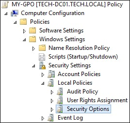 GPO - Text message at Logon