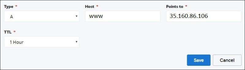 IIS - MULTIPLE WEBSITES DNS
