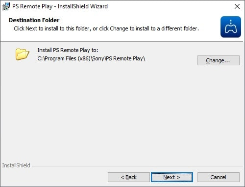 PS - Remote Play on Windows