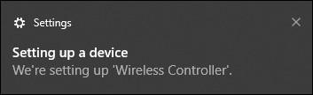 PS4 Install dualshock on windows