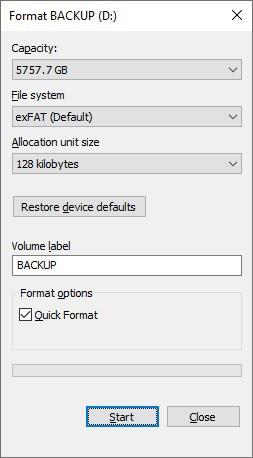 Playstation Backup - FAT32