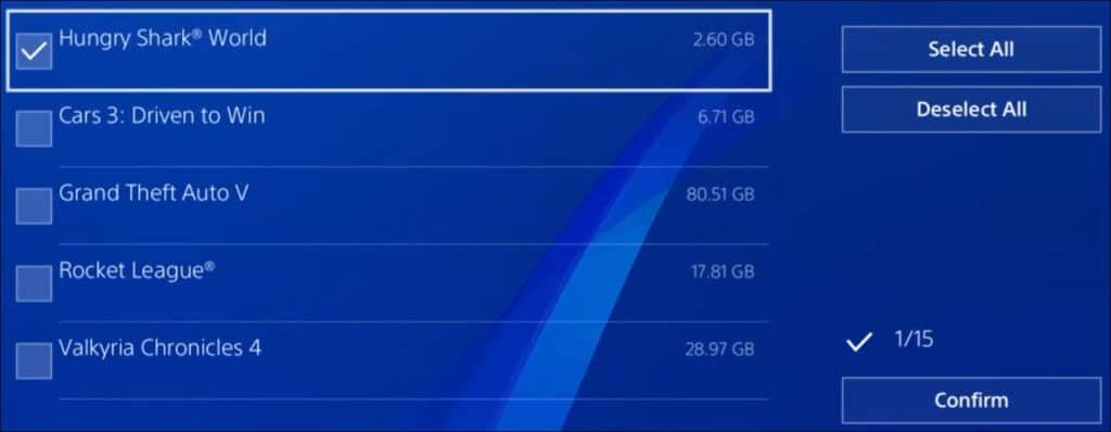 Playstation - Backup Games
