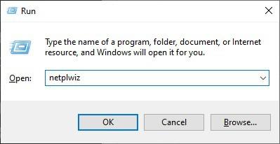 Windows 10 - logon CTRL-ALT-DEL