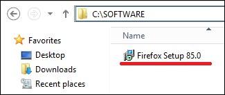 GPO - Mozilla Firefox installer