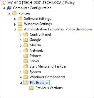 GPO - Configure default browser