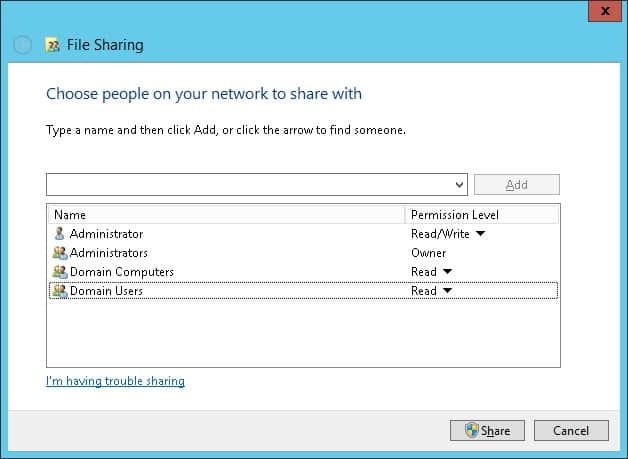 GPO - Copy file from share