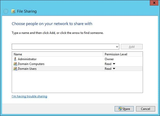 GPO - Default browser configuration share