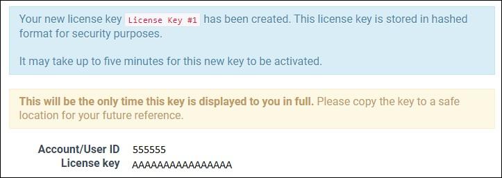 Nginx - GeoIP2 key