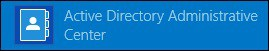 Active Directory - Administrative Center